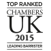 Top Ranked Chambers 2015